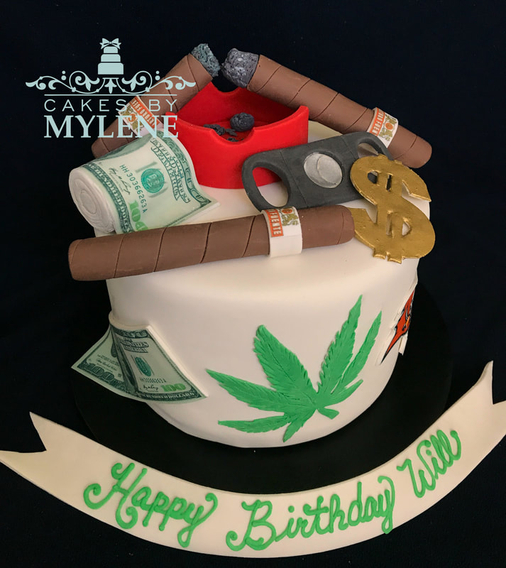 Birthday Cakes by Mylene